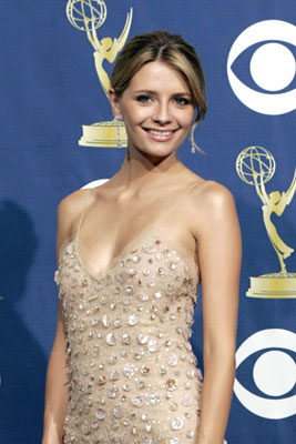 Presenter Mischa Barton 57th Annual Emmy Awards Press Room - 9/18/2005
