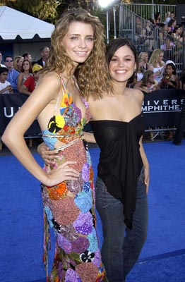 Mischa Barton, Rachel Bilson Teen Choice Awards - 7/2/2003