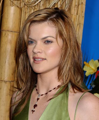 Premiere: Missi Pyle at the LA premiere of Columbia's 50 First Dates - 2/3/2004
