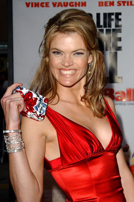Premiere: Missi Pyle at the Los Angeles premiere of 20th Century Fox's Dodgeball: A True Underdog Story - 6/14/2004