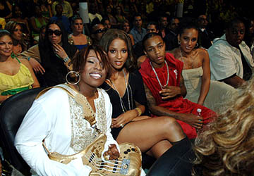 Missy Elliott, Ciara, Bow Wow and Alicia Keys MTV Video Music Awards - 8/28/2005
