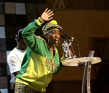 Missy Elliott MTV Video Music Awards - 8/28/2003