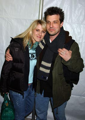 "Andrea Bendewald and Mitch Rouse ""Employee of the Month"" - 1/16/2004 Sundance Film Festival"