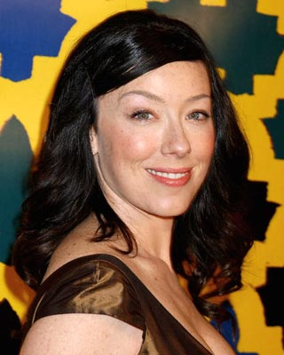 Molly Parker HBO Post Award Reception Griff's Restaurant - Beverly Hills, CA - 1/16/05