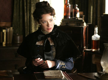Molly Parker HBO's Deadwood