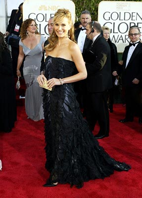 Molly Sims Golden Globes - 1/25/2004