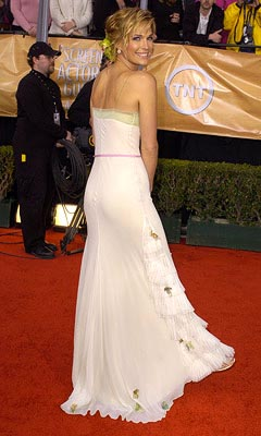 Molly Sims Screen Actors Guild Awards 2/22/2004