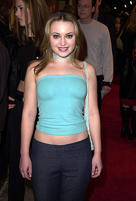 Premiere: Monica Keena at the Westwood premiere of Dimension's Get Over It - 3/8/2001