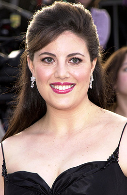 Monica Lewinsky 73rd Academy Awards Vanity Fair Party Beverly Hills, CA 3/25/2001