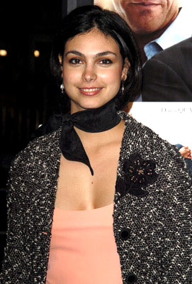 Premiere: Morena Baccarin at the Hollywood premiere of Universal Pictures' In Good Company - 12/6/2004