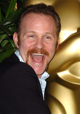 Morgan Spurlock Best Documentary Nominee - Super Size Me 77th Academy Awards Luncheon Beverly Hills, CA - 2/7/2005