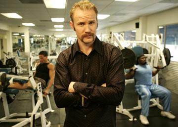 "Morgan Spurlock FX's ""30 Days"""