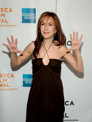 Nadia Dajani Alchemy premiere - Tribeca Film Festival April 25, 2005 - New York, NY
