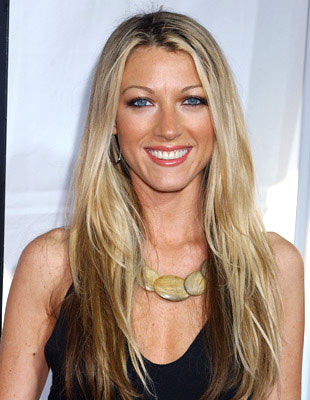 Premiere: Natalie Zea at the Westwood premiere of New Line Cinema's Monster-In-Law - 4/29/2005