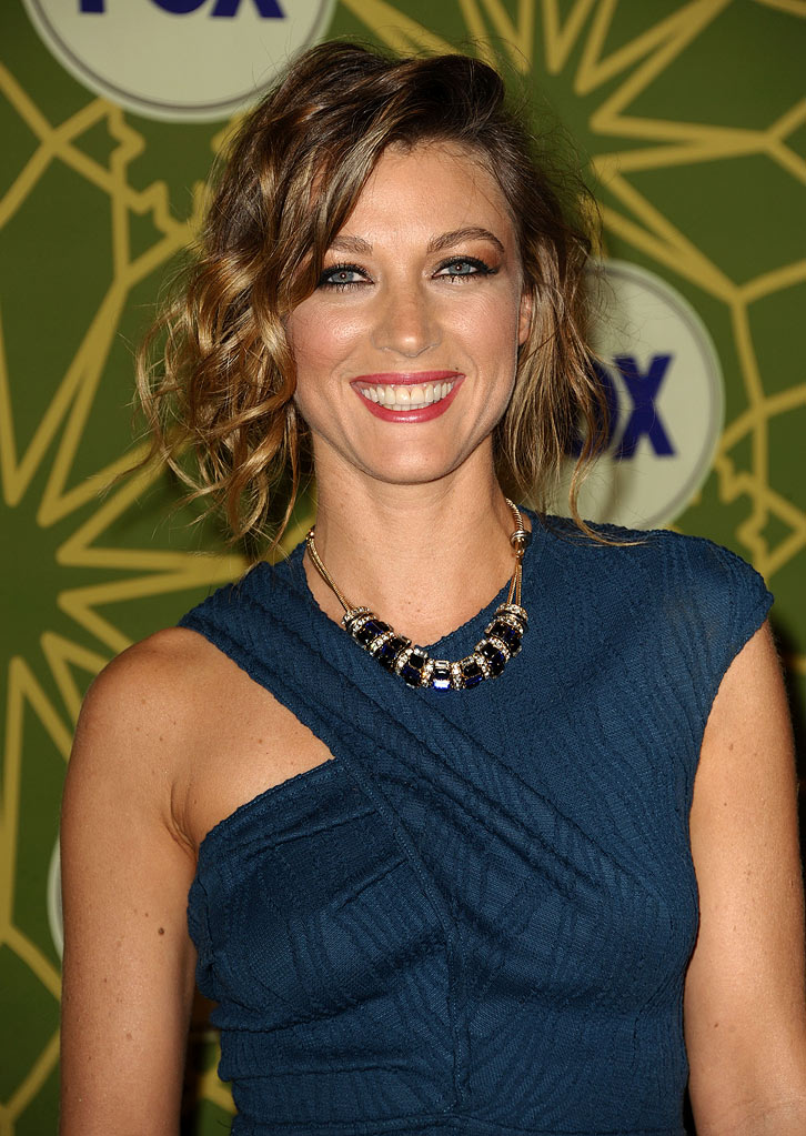 "Natalie Zea (""Justified"") attends the 2012 Fox Winter TCA All-Star Party at Castle Green on January 8, 2012 in Pasadena, California."