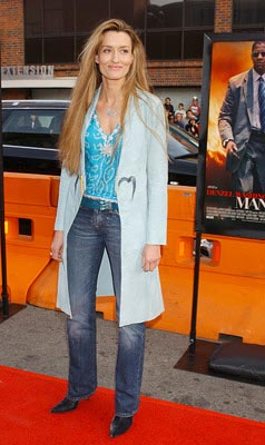 Premiere: Natascha McElhone at the LA premiere of 20th Century Fox's Man on Fire - 4/18/2004