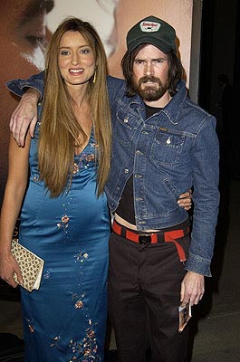 Premiere: Natascha McElhone and Jeremy Davies at the Hollywood premiere of 20th Century Fox's Solaris - 11/19/2002