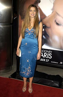 Premiere: Natascha McElhone at the Hollywood premiere of 20th Century Fox's Solaris - 11/19/2002