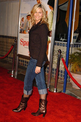 Premiere: Natasha Henstridge at the Westwood premiere of Columbia Pictures' Spanglish - 12/9/2004