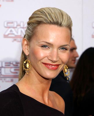 Premiere: Natasha Henstridge at the LA premiere of Columbia's Charlie's Angels: Full Throttle - 6/18/2003