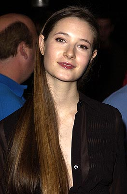 Premiere: Natasha Melnick at the Hollywood premiere of Paramount's Orange County - 1/7/2002