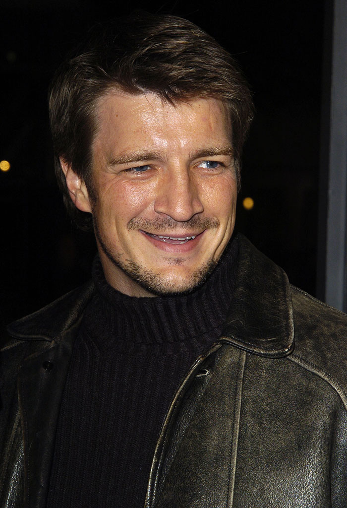 "Nathan Fillion at the ""In Good Company"" Los Angeles Premiere."