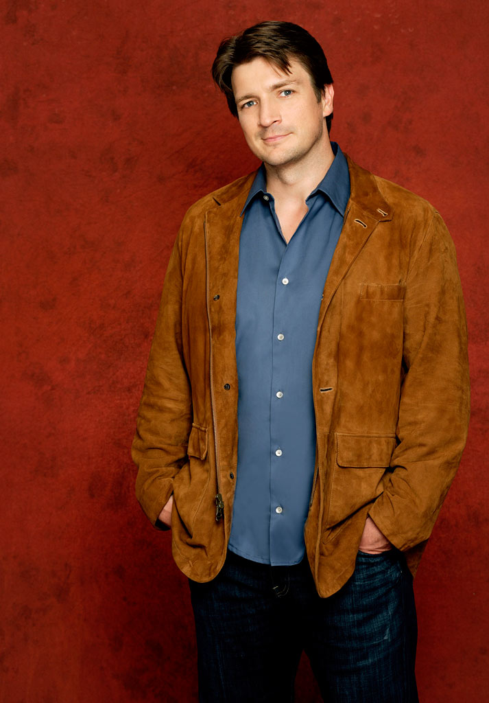 Nathan Fillion stars as Castle in Castle.