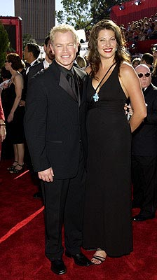 Neal McDonough Emmy Awards - 9/22/2002