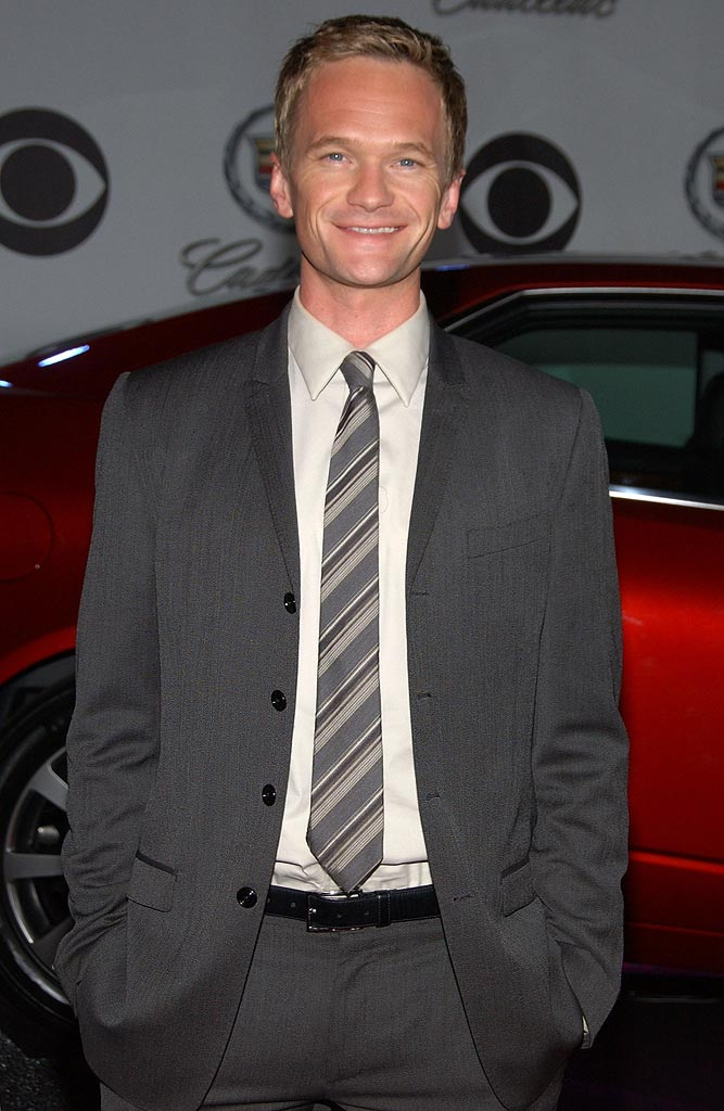 Neil Patrick Harris  arrives at the CBS monday night season premieres. - September 19, 2007