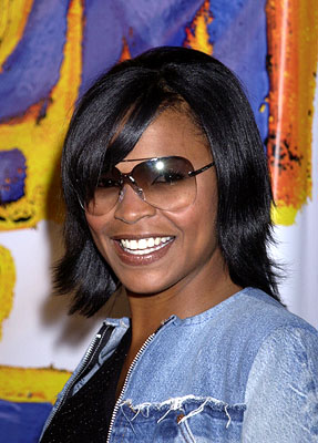 Premiere: Nia Long at the Hollywood premiere of Fox Searchlight's Kingdom Come - 4/4/2001