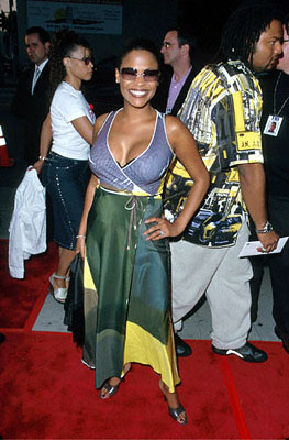 Premiere:  Nia Long at the L.A. Cinerama Dome premiere of 20th Century Fox's Big Momma's House - 5/31/2000