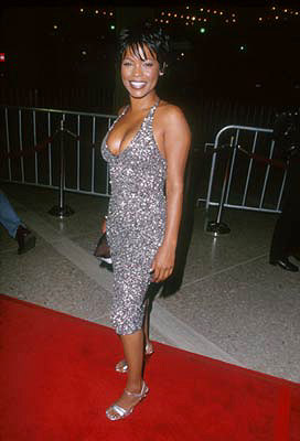 Premiere: Nia Long at the Century City premiere of Universal's The Best Man - 10/14/99