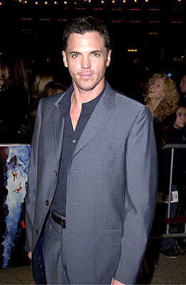 Premiere: Nicholas Lea at the Century City premiere of Columbia's Vertical Limit - 12/3/2000