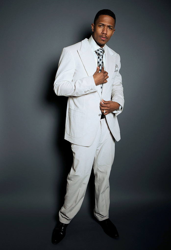 Nick Cannon poses at the Hollywood Life House on January 17, 2009 in Park City, Utah.