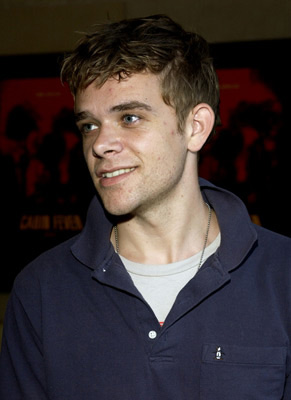 Premiere: Nick Stahl at the LA premiere of Lions Gate's Cabin Fever - 8/8/2003