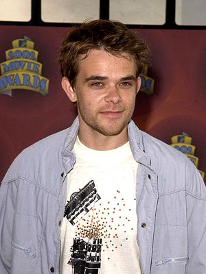 Nick Stahl MTV Movie Awards 6/1/2002