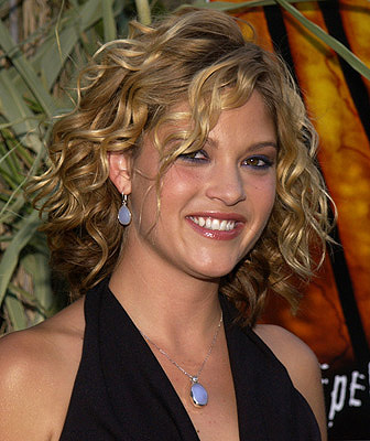 Premiere: Nicki Lynn Aycox at the LA premiere of MGM's Jeepers Creepers 2 - 8/25/2003