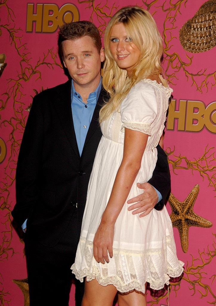 Kevin Connolly and Nicky Hilton at the 58th Annual Primetime Emmy Awards - HBO After Party.  August 29, 2006
