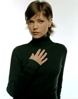 Nicole de Boer as Sarah Bannerman USA Network's The Dead Zone