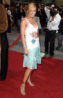 Premiere: Nicole Eggert at the Hollywood premiere of Paramount Classics' Hustle & Flow - 7/20/2005