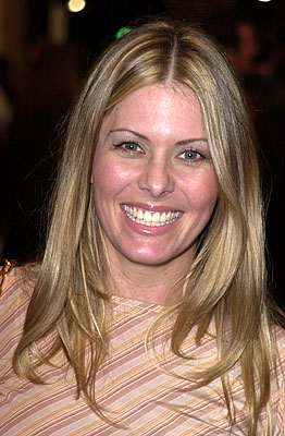 Premiere: Nicole Eggert at the Westwood premiere of Dimension's Get Over It - 3/8/2001