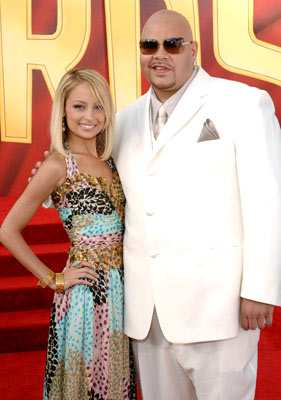 Nicole Richie and Fat Joe MTV Movie Awards 2005 - Arrivals Los Angeles, CA - 6/4/05