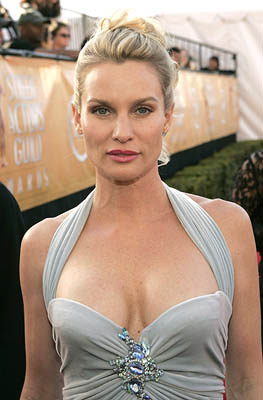 Nicollette Sheridan Screen Actors Guild Awards - 2/5/2005