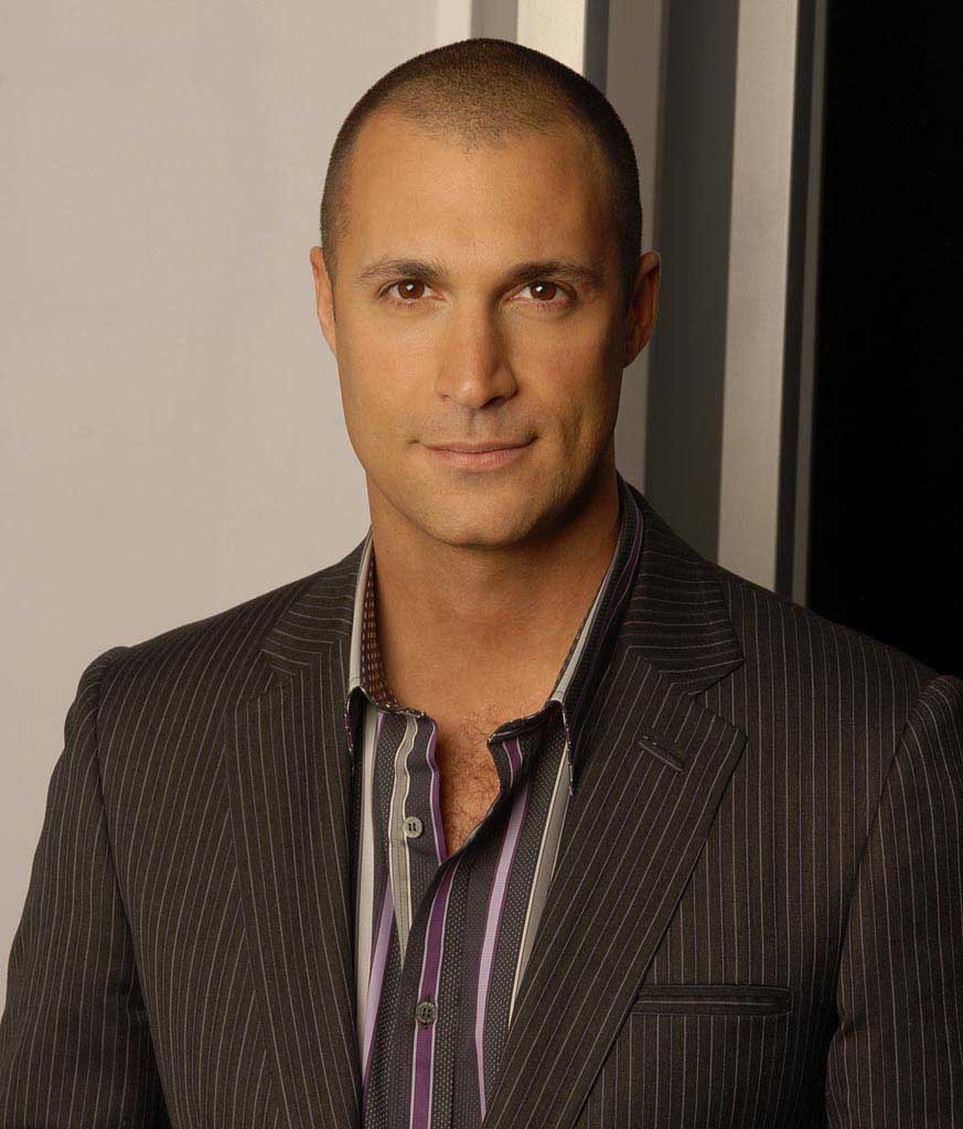 PhotographerNigel Barker featured as a judge in America's Next Top Model on the CW.