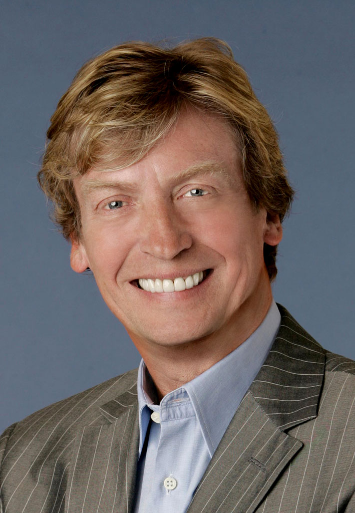 Nigel Lythgoe is the executive producer/judge on So You Think You Can Dance.