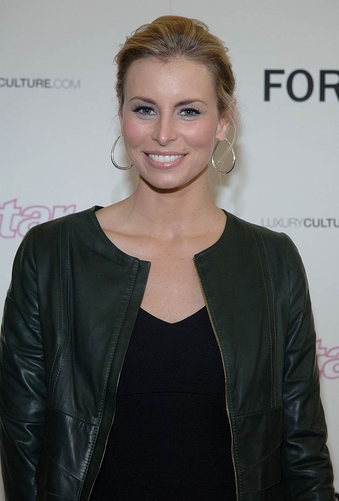 Niki Taylor attends Form Fall 2008 during Mercedes-Benz Fashion Week at the New Museum Sky Room.