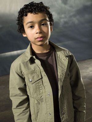"Noah Gray-Cabey as Micah Sanders NBC's ""Heroes"""