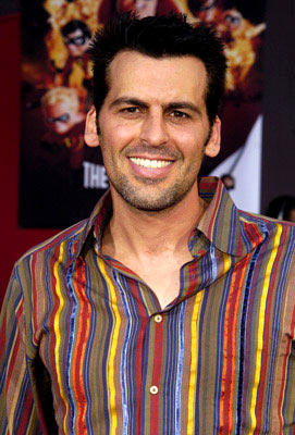 Premiere: Oded Fehr at the Hollywood premiere of Disney and Pixar's The Incredibles - 10/24/2004