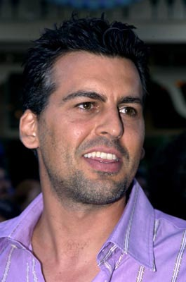 Premiere: Oded Fehr at the LA premiere of Walt Disney's Pirates Of The Caribbean: The Curse of the Black Pearl - 6/28/2003