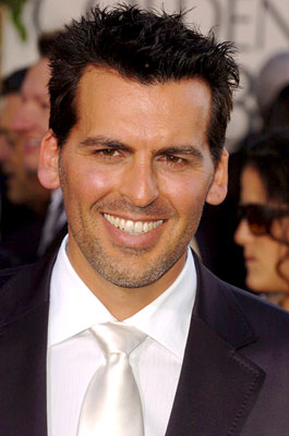 Oded Fehr 63rd Annual Golden Globe Awards - Arrivals Beverly Hills, CA - 1/16/05